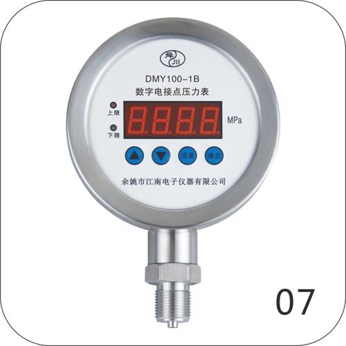 DMY100-1B数字电接点压力表