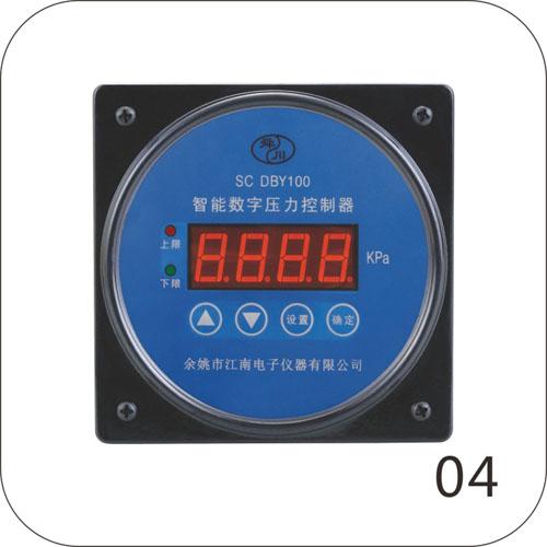 SC-DBY100智能数字压力控制器(轴向)2