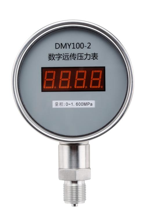 DMY100-2数字远传压力表(径向)