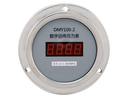 DMY100-2数字远传压力表(轴向)